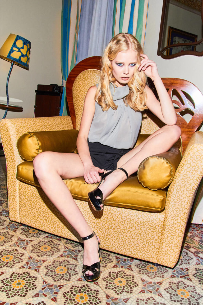 Karolina Bien - Status Magazine