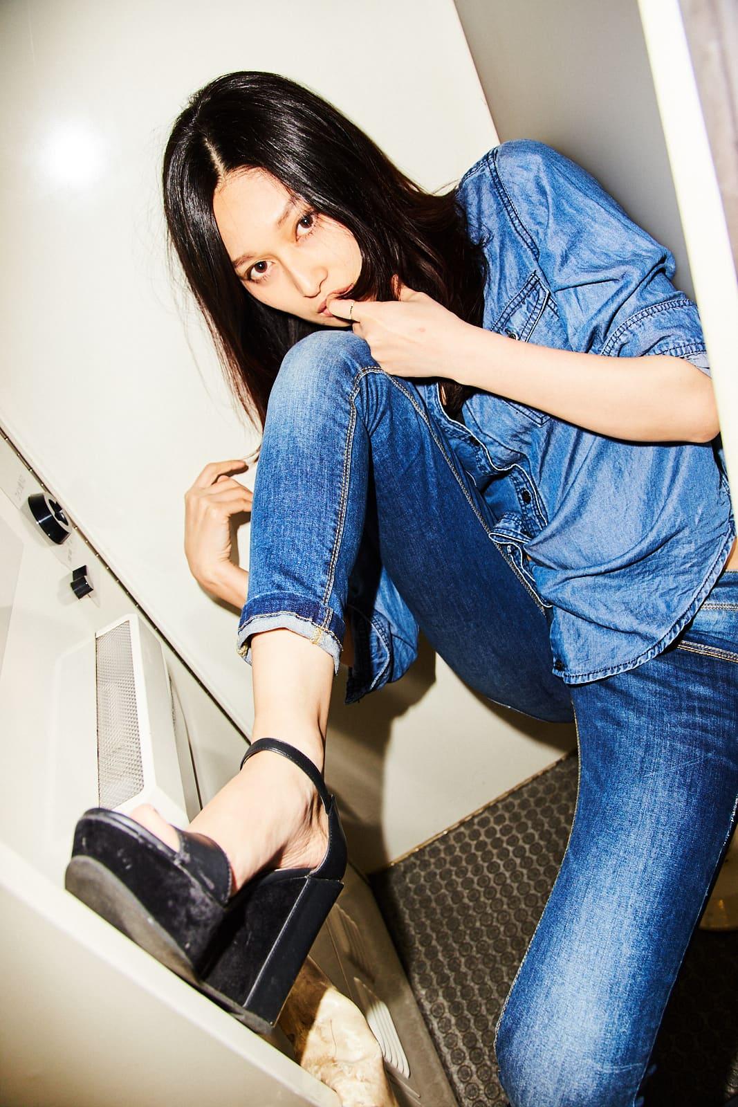 Nori Sato - Nextdoormodel Magazine