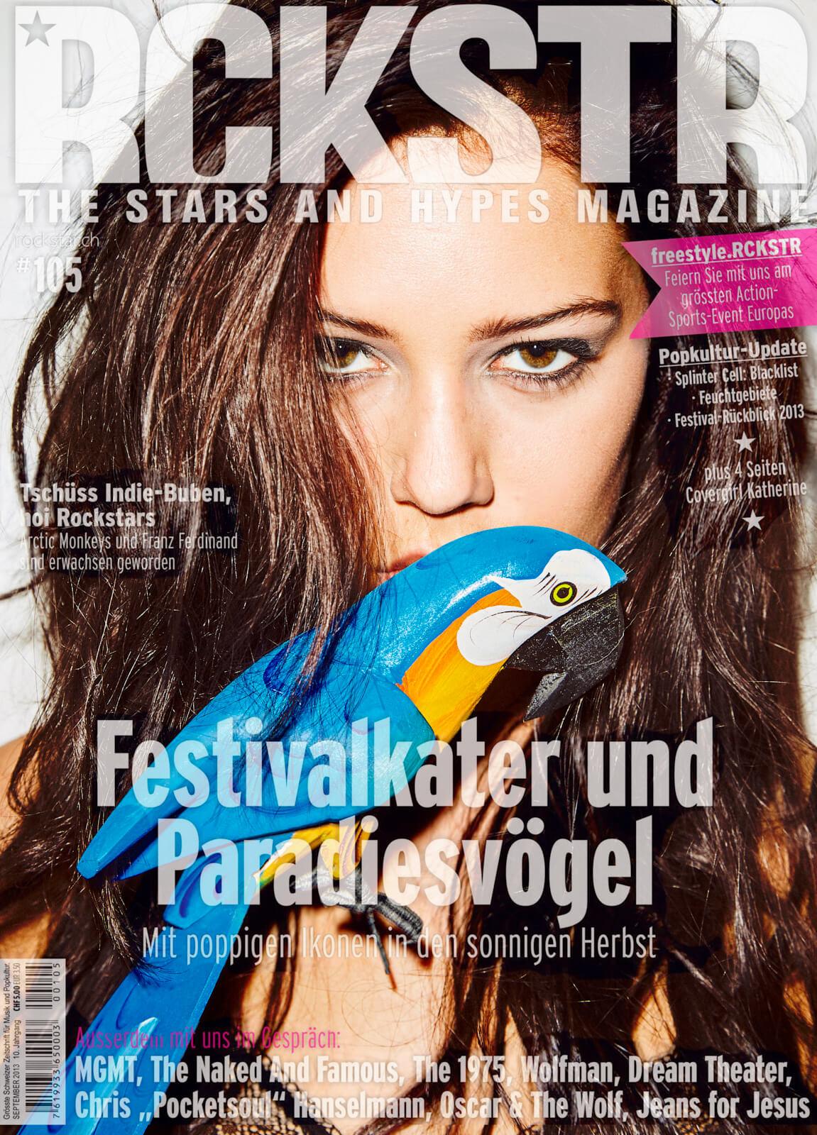 Rckstr Magazine Schweiz
