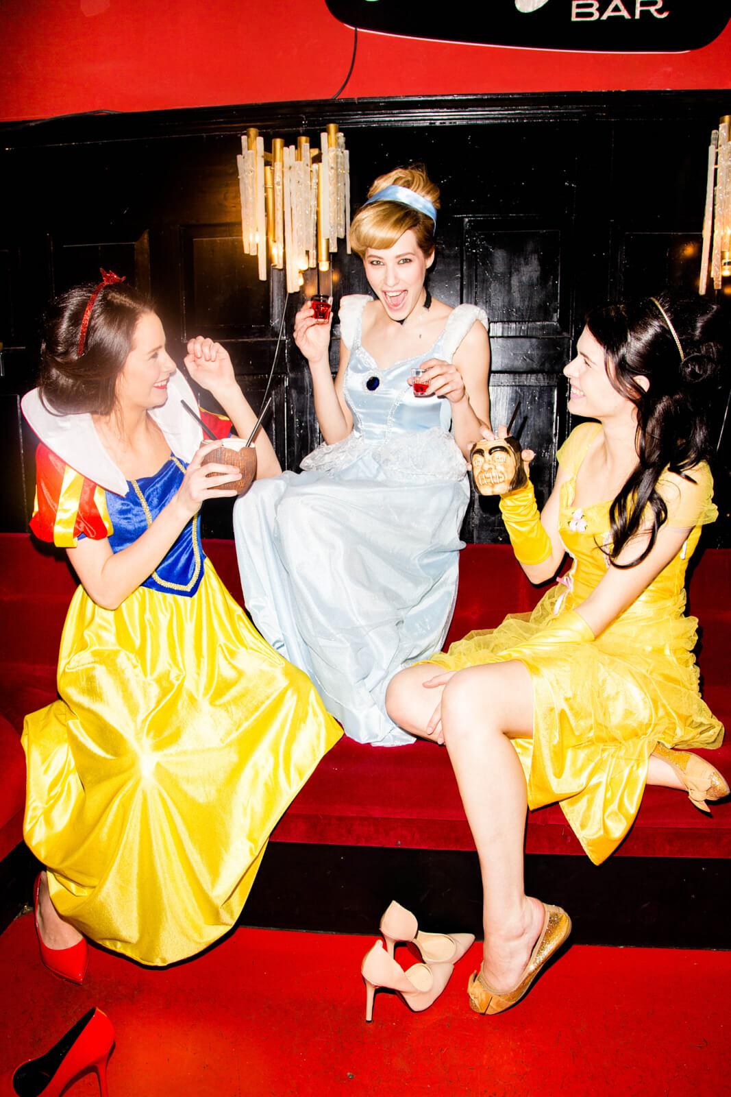 Rckstr Magazine Disney Princess