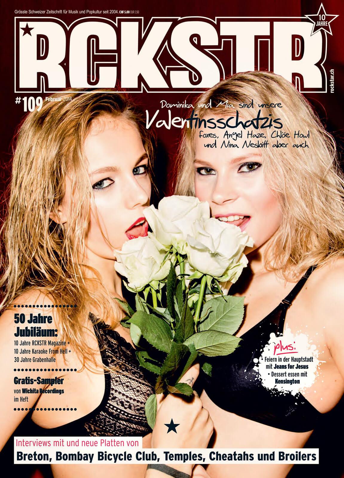 Rckstr Magazine Valentines Day