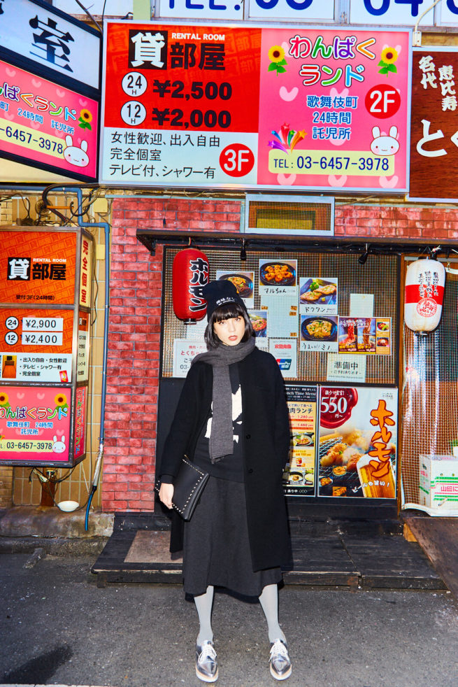 Samantha Mariko - Japan