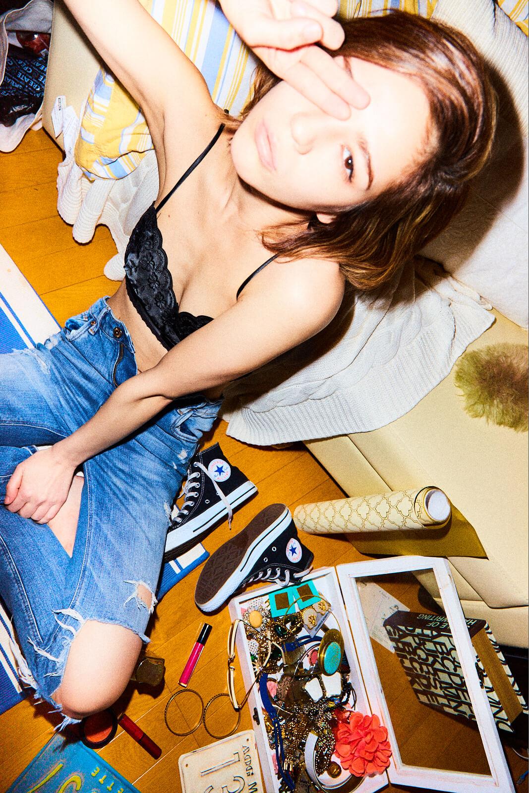 C-Heads Magazine- Japanese Model Tokyo Japan