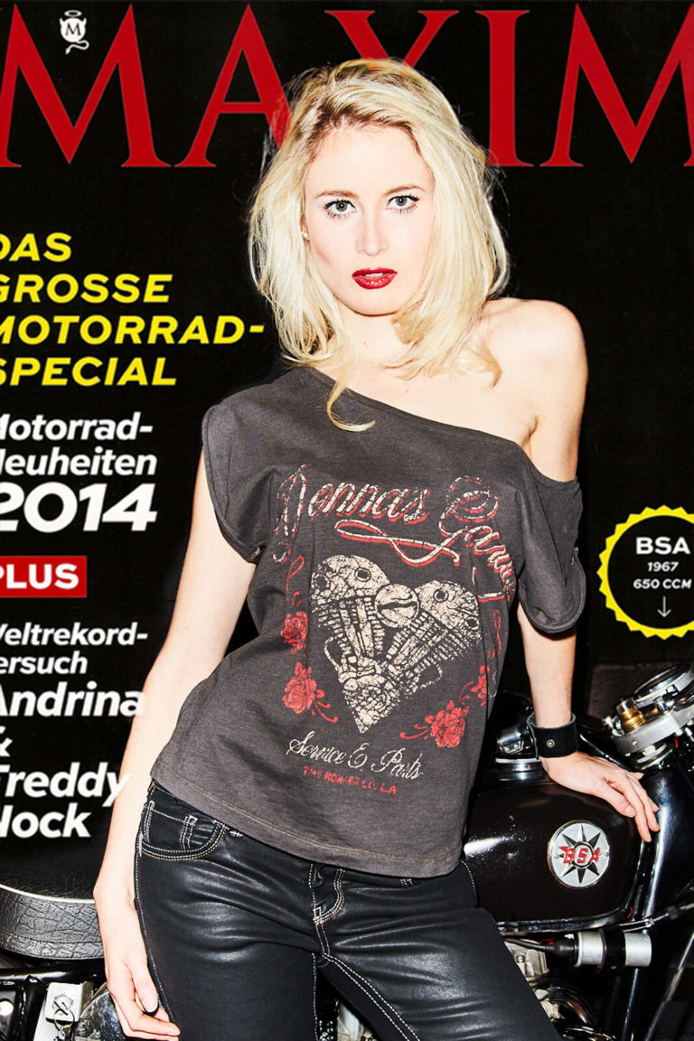 Maxim Magazine - Schweiz- Switzerland