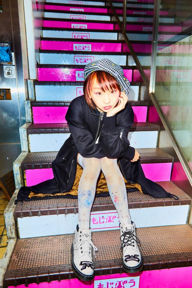 mio-usagi-taiwan-harajuku-yasumasa-yomehara-model
